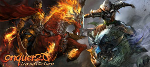 Conquer Online, 2.5D  Martial Arts MMORPG