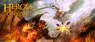 Heroes of Might and Magic Online, 2.5D Turn-based MMORPG 