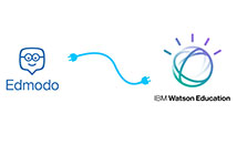 Edmodo Partners with IBM Watson Education to Close Learning Gaps using AI