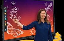 Introducing the Next-Gen Interactive Panel The ActivPanel Elements Series by Promethean, a NetDragon subsidiary
