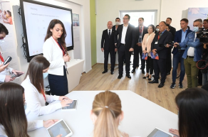 NetDragon Aids the Launch of Serbia's National Teacher Training Program