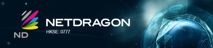 NetDragon Websoft Holdings Limited(HKSE: 0777)